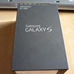 GalaxySを買いました