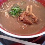 徳島ラーメン麺王に行ってきた