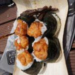 名古屋で天むすを食べてきた