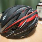 今使っているロードバイク用のヘルメットとか