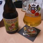 ベルギービールを飲みました
