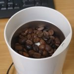コーヒーミルを買ったよ