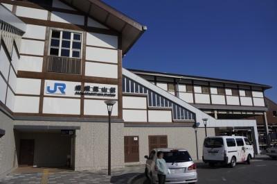 JR蘇我嵐山駅