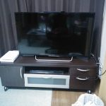 新しいテレビの『KJ-40W700C』を買ったよ