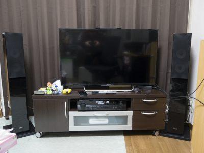 YAMAHAのAVアンプのRX-S601