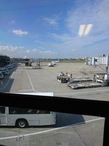 空港の発着場