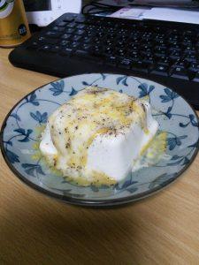豆腐チーズ