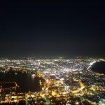 初秋の五稜郭と函館の夜景と。 ~函館出張行ってきた その3~