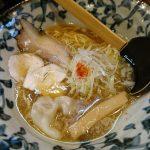兵庫・伊丹の麺屋 巧で『巧ラーメン こってり』を食べてきた