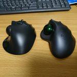 エレコムのトラックボールマウスのM-XT3DRBKを買ってみた